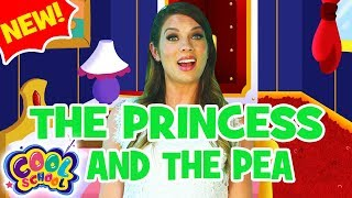 The Princess and The Pea | NEW STORY! | Part 1 | Story Time with Ms. Booksy | Cartoons for Kids
