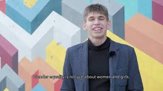 Young people from the Republic of Moldova share their vision of an equal society