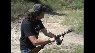 Shooting the Select Fire PPSh-41