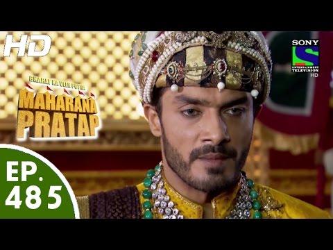 Bharat Ka Veer Putra Maharana Pratap - महाराणा प्रताप - Episode 485 - 10th September, 2015