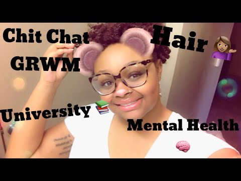 Chit Chat GRWM: Untwist with Me | Sierra Leone