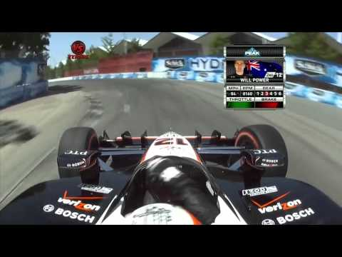 OnBoard Will Power @ Toronto 2011 [HD]
