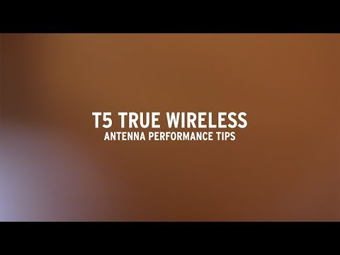 Klipsch T5 True Wireless FAQ - Master and Secondary
