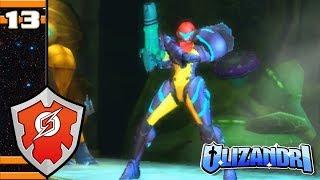 Metroid: Samus Returns - Area 5 Items, Plasma Beam, The Gravity Suit & The Screw Attack - Episode 13