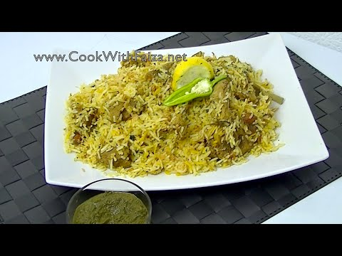 QUICK & EASY BIRYANI *COOK WITH FAIZA*