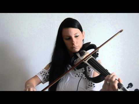 Ellie Goulding - Burn ( violin cover )