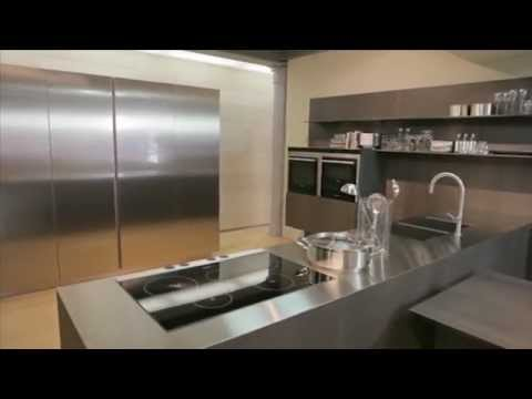 Cucina FiloAntis by Euromobil - YouTube
