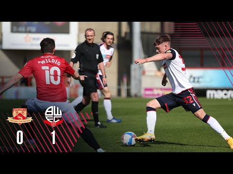 Morecambe Bolton Goals And Highlights