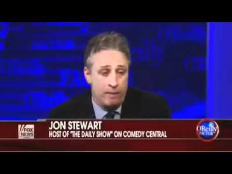 John Stewart Destroys Bill O'Reilly!