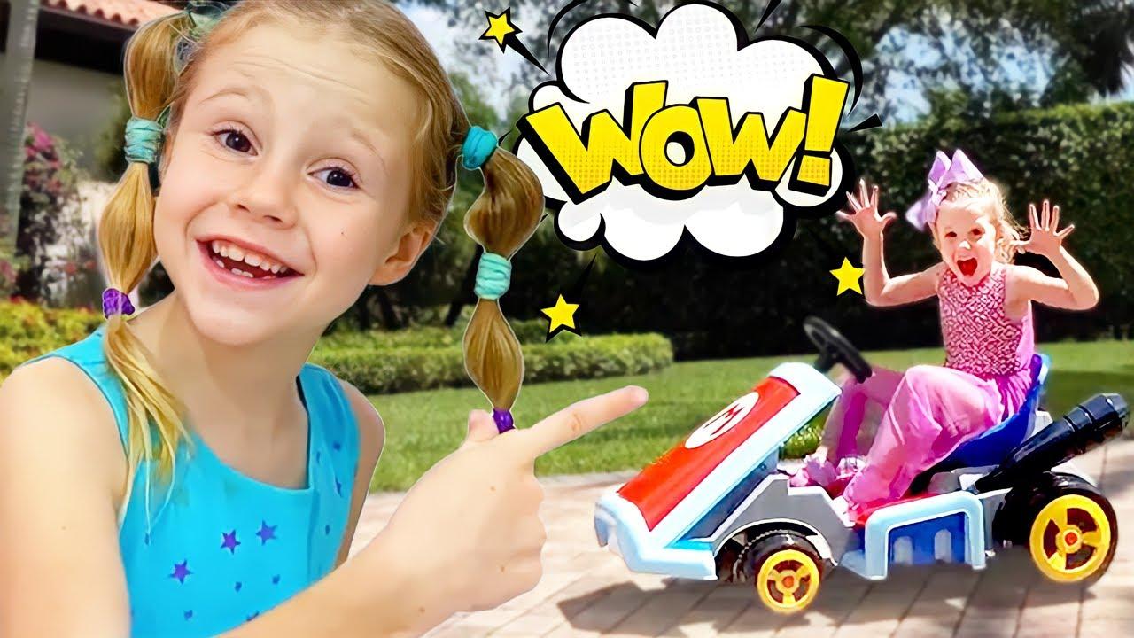 Download Nastya et papa ont acheté une nouvelle voiture
