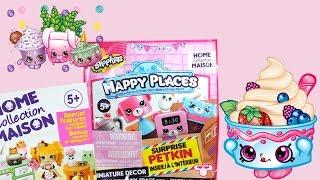 Shopkins Happy Places • Zabawki Niespodzianki • openbox