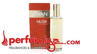 Jovan Musk perfume for women by Jovan from Perfumiya