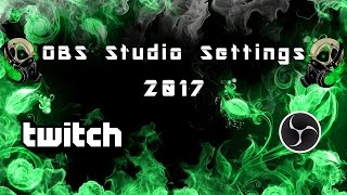 Кращі ДБН Studio Налаштування Для Потокового 2017