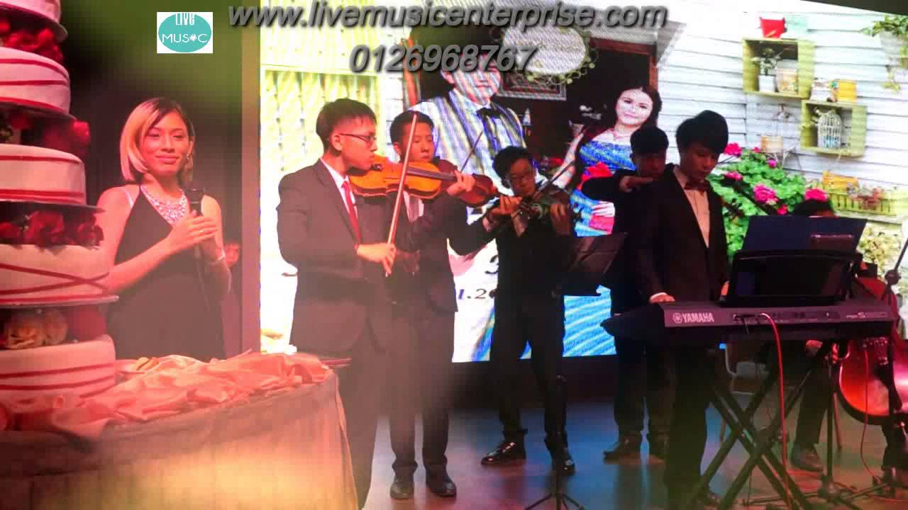 Wedding March in String Quartet(www.livemusicenterprise.com)