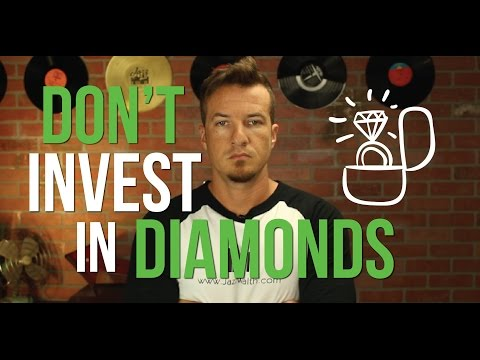 Invest in Diamonds |  I will have to hurt you!