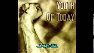 Youth of Today Wake Up and Live (subtitulado español)