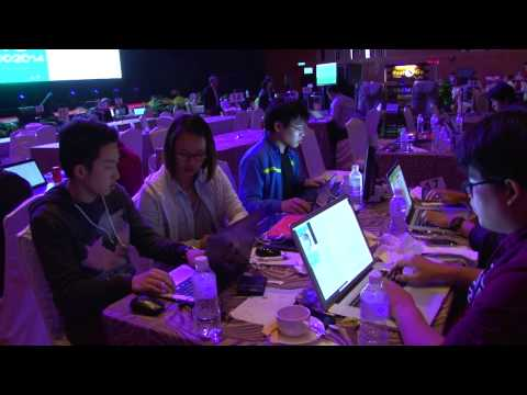 Malaysia Developers' Day 2014 - Night Coding Session