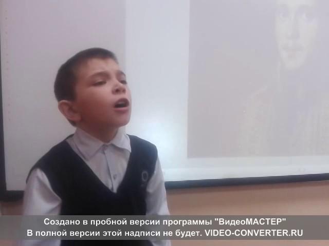 Изображение предпросмотра прочтения – РоманСергеев читает произведение «Бородино» М.Ю.Лермонтова
