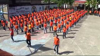 laguna marching inmates