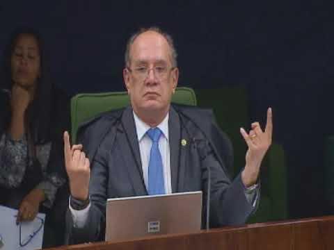 """Gilmar Mendes diz a Fachin onde está """"o é da coisa"""""""