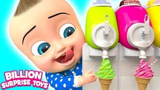 Ice Cream Dance | Du Du Du Song | BST Kids Songs