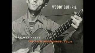 Cowboy Waltz - Woody Guthrie