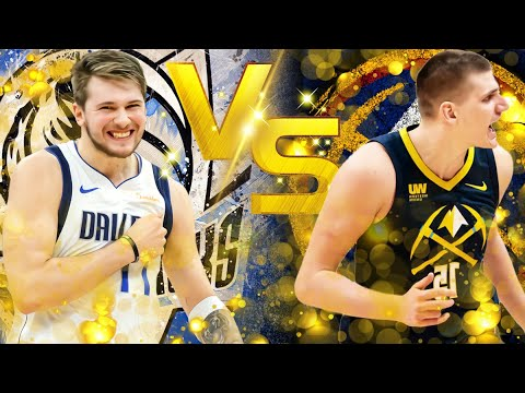 THE OUT OF SHAPE LEGENDS! LUKA AND JOKIC GO HEAD TO HEAD