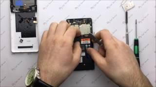разборка MI Xiaomi mi4c  Замена дисплея MI Xiaomi mi4c : от Get service