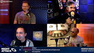Night Attack #239: Aftershow
