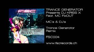 trance generators live