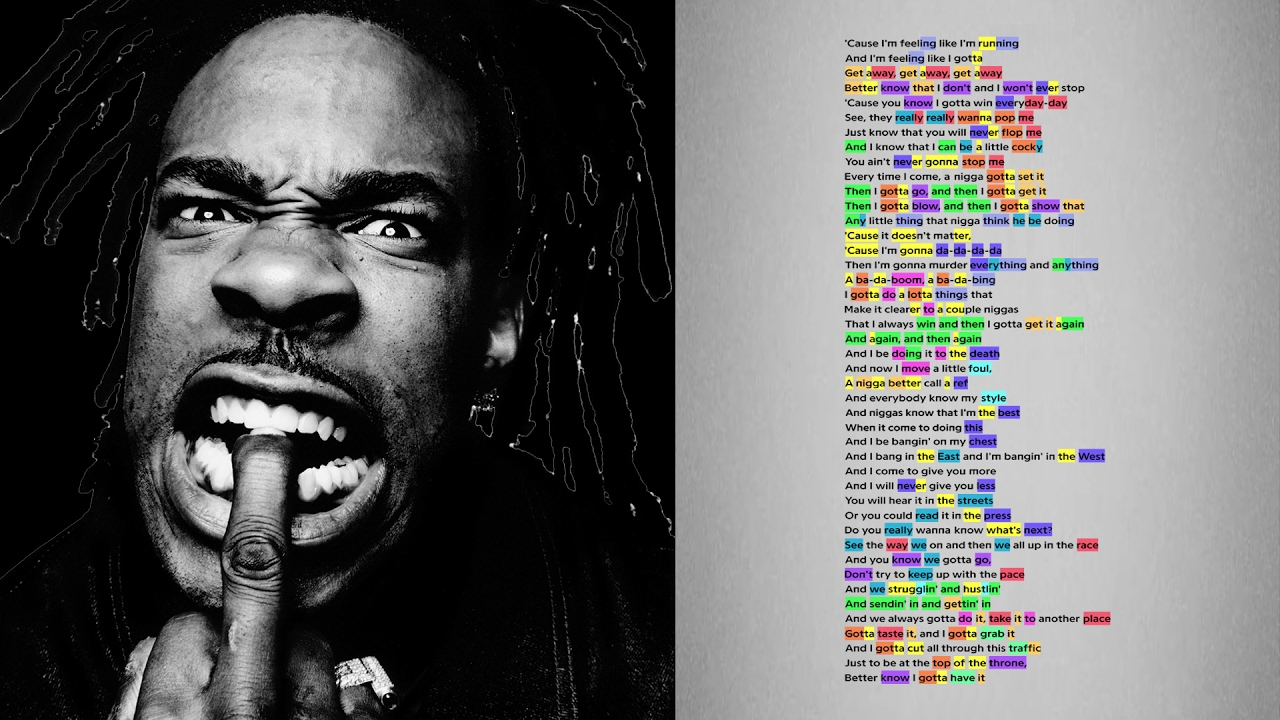 "Download Busta Rhymes' Verse on Chris Brown's ""Look At Me Now"" 