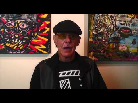 Artist Fred Tieken
