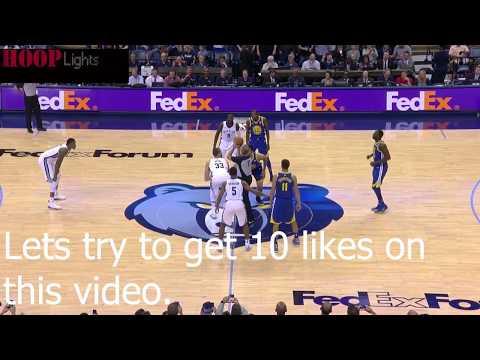 Golden State Warriors vs Memphis Grizzlies - Full Highlights  October 21 2017  2017-18 NBA season