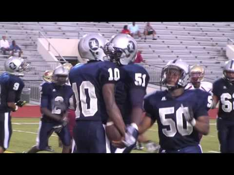 ALABAMA HIGH SCHOOL WEEK 1 FOOTBALL COLUMBIA VS LEE