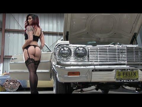 Julio's 64 Impala with Model L0ve0ner