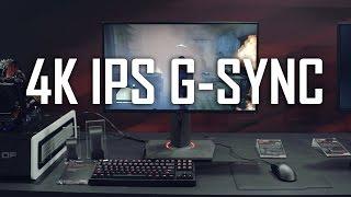 "ASUS 4K IPS G-Sync 27"" Monitor | ROG SWIFT PG27AQ Thumbnail"
