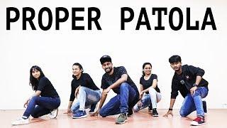 Proper Patola Dance Choreography | Namaste England | Arjun | Parineeti | Badshah | Diljit |