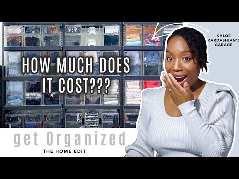 A Professional Organizer Reacts: Get Organized with The Home Edit + The Cost | Judi the Organizer