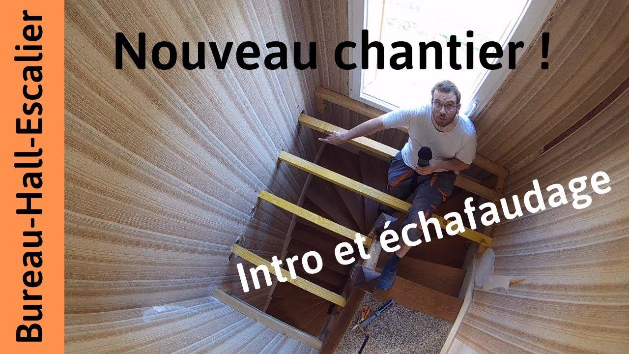 Echafaudage Descalier Echafaudage Roulant By Matisere France