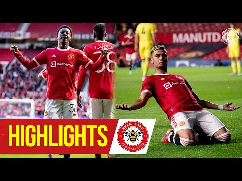 Elanga & Pereira score stunners in cracking Old Trafford draw | Manchester United 2-2 Brentford
