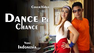 MIRIP Banget!! Dance Pe Chance Full Song Shah Rukh Khan Anushka Sharma | Cover Video Klip
