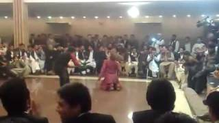 BARYALAI SAMADI  NEW 2011 Amani Sabawoon Wade Program In SHAm HOTAl MAST ATTAN part 2