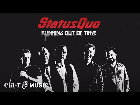 Running Out Of Time (Lyric Video)