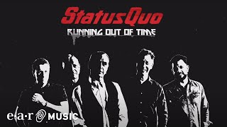 "Status Quo ""Running Out Of Time"" Official Lyric Video - New album ""Backbone"" OUT NOW"