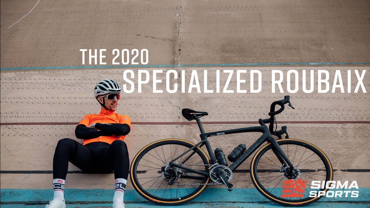 Specialized Roubaix 2020 - First Ride at Roubaix   Sigma Sports