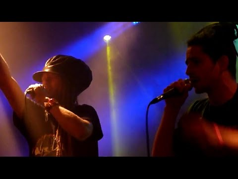 Atomic Spliff and The Rebel Dubz 22-12-2014 Muziekgieterij/Maastricht/NL