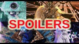 The Masked Singer SPOILERS - Week 3