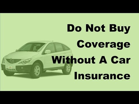 Do Not Buy Coverage Without A Car Insurance Comparison -  2017 Compare Car Insurance