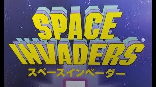 Classic Game Room - SPACE INVADERS review for Sega Saturn