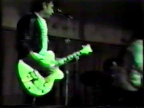 TTHE FRANTICS - australia -  early rockinroll club scoresby melbourne Australia 1985